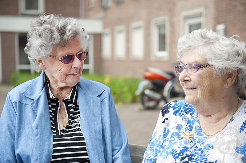 Drie Gasthuizengroep Arnhem Gelderland fotograaf woonzorg