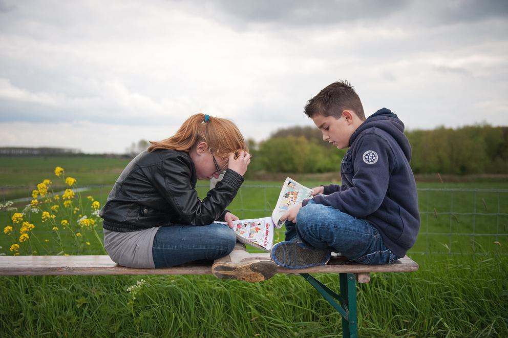 Diefdijk Gelderland Arnhem scholieren