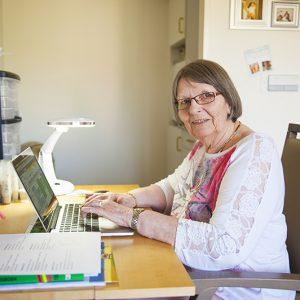 Nooit te oud om te leren, Ingrid Joppe Fotografie Arnhem Gelderland, Drie GasthuizenGroep, Gemeente Veenendaal, Fotomodel
