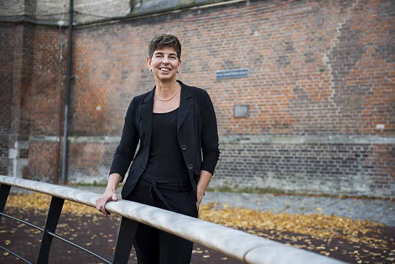 Diana Jansen, powervrouw, Ingrid Joppe, Joppe Fotografie, Arnhem, Eusebiuskerk, Gelderland